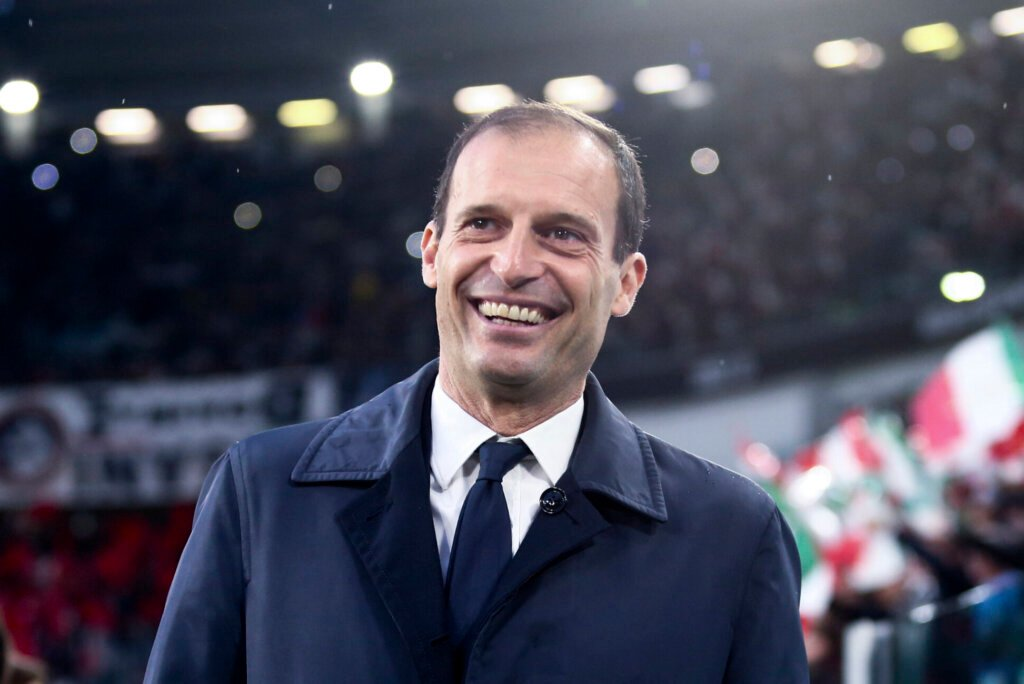 Allegri likely to replace Andrea Pirlo