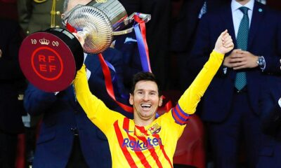 Messi's future at Barcelona: Last Copa Del Rey Cup?