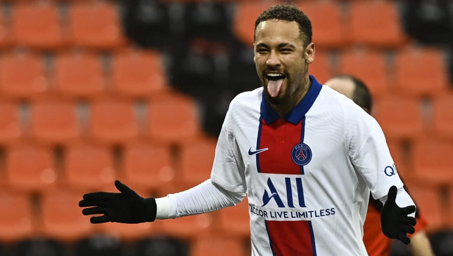 Neymar admits his happiest season at PSG