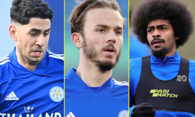 Leicester players dropped for COVID-19 violation