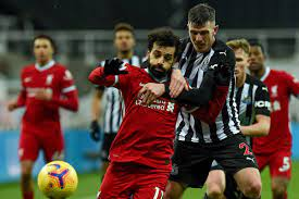 Newcastle late strike saved a draw with Liverpool