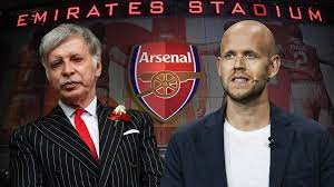 Spotify CEO aims to buy Arsenal from owner Kroenke