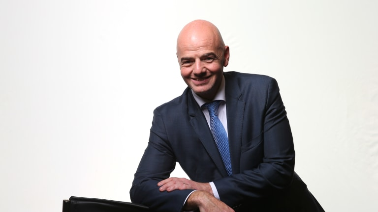 Gianni Infantino: ESL clubs must live with the consequences