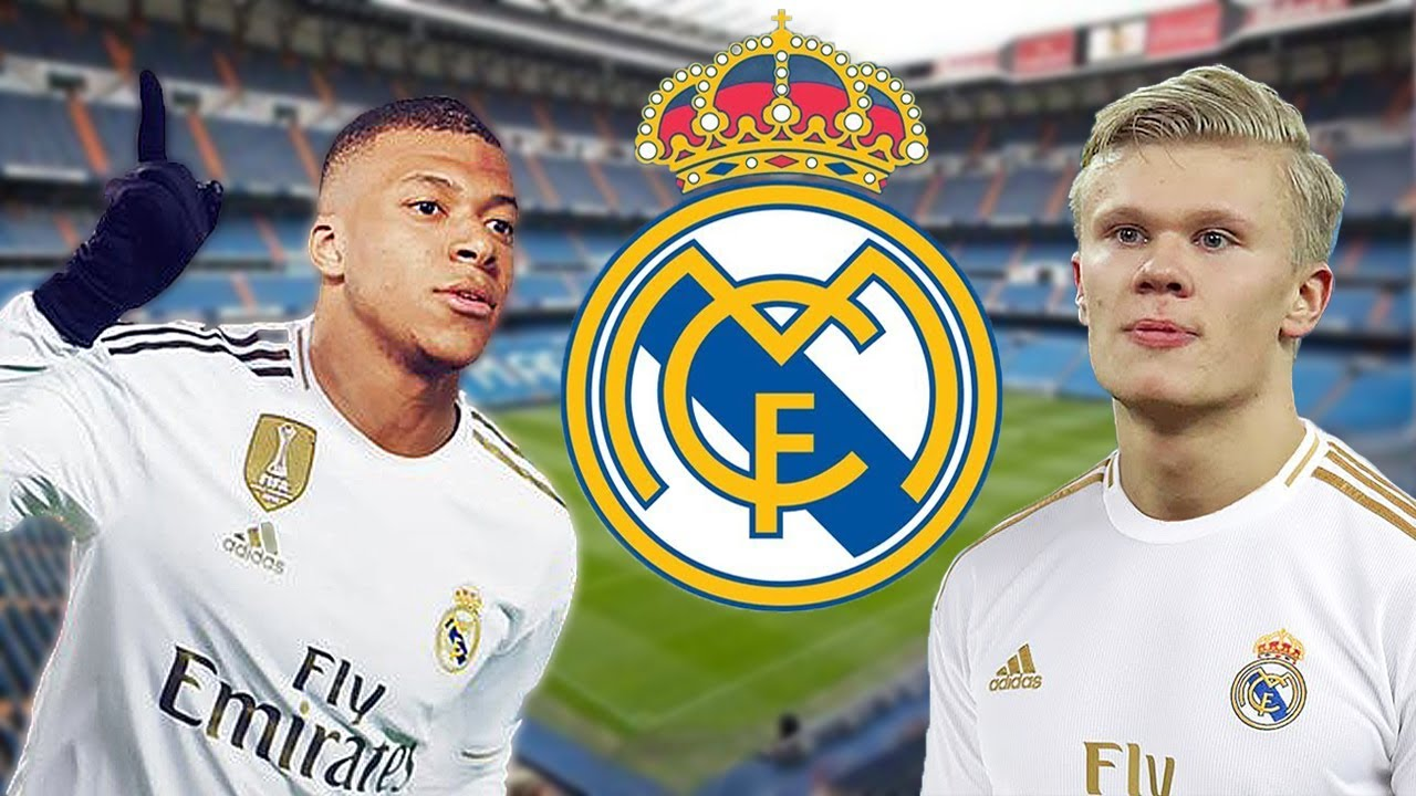 Real Madrid aims to sign Mbappe and Haaland