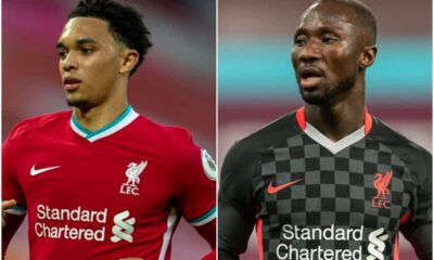 Trent Alexander-Arnold and Naby Keta racially abused