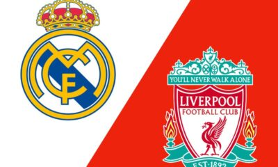 Liverpool vs Real Madrid match updates, lineups and live stream