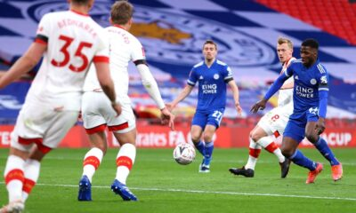 Leicester draw against Southampton