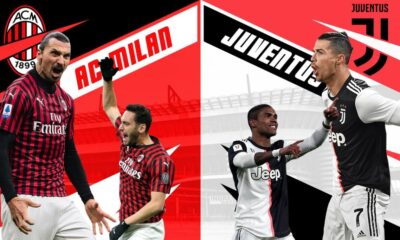 AC Milan and Juventus to clash for Champions League spot