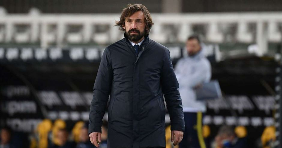 Andrea Pirlo on losing 10th Serie A title