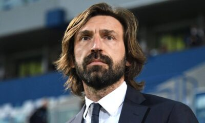 Official: Juventus sacked Andrea Pirlo