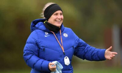 Emma Hayes aims to win Champions League title