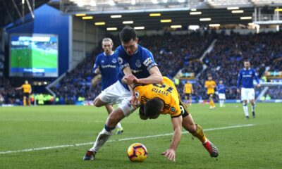 Everton defeated Wolves in last season match keeping European hopes alive