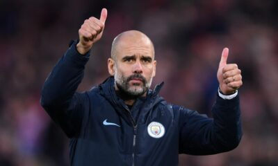 Guardiola expressed nervousness ahead of Champions League final