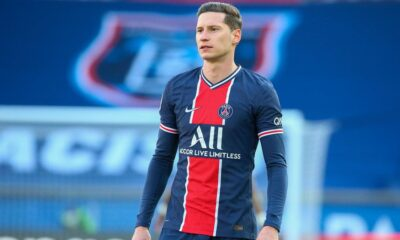 Julian Draxler signs new contract with PSG until 2024