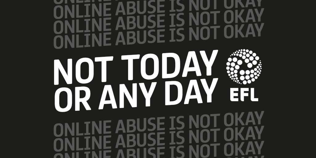 English football sent a strong message to online abuse