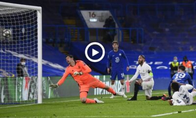 Chelsea vs Real Madrid match highlights