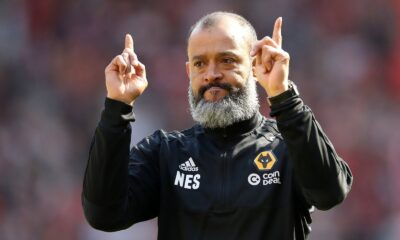 Nuno Espirito Santos will leave Wolves after four years