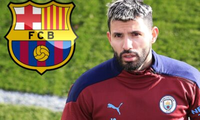 Barcelona contacted Sergio Aguero over a summer transfer