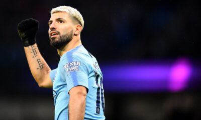 Sergio Aguero possible to miss Manchester City Champions League final