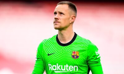 Ter Stegen ruled out of Euro 2020 due to knee injury