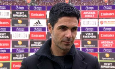 Arteta backed Arsenal owners post fans protest at Emirates Stadium