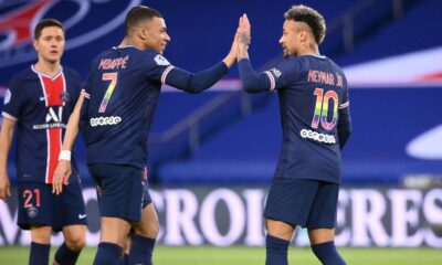 PSG stars Neymar and Mbappe controlled the game to win over Reims