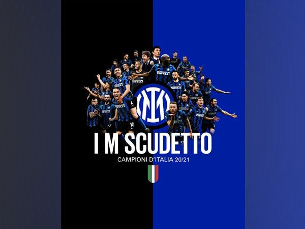 Inter Milan crowned Scudetto champions after 11 years