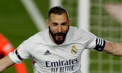 Karim Benzema aims to win trophy with French team