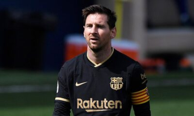 Lionel Messi supports English football on social media boycott