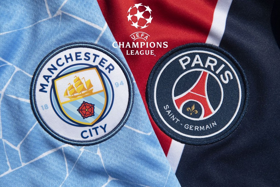 This is how Manchester City will line up against PSG