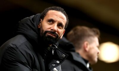 Rio Ferdinand racially abused during Manchester United match at Molineux