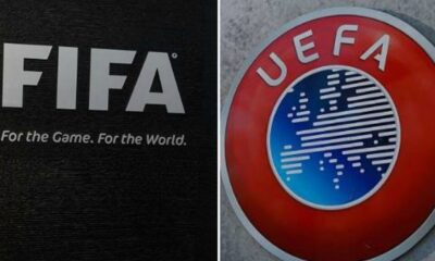 UEFA and FIFA joins boycott social media campaign