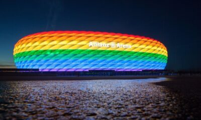 Allianz Arena to be lighted in rainbow colors to protest bill passed by Hungary over LGBTQ