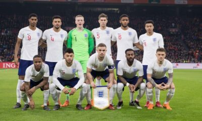 Group D: England Team Preview Ahead Of Euro 2020