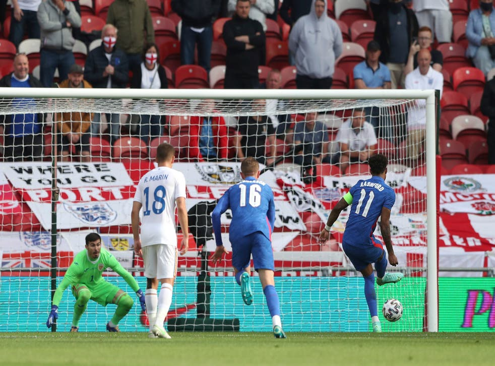 England win over Romania in Euro 2020 warm-up friendly match