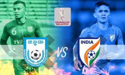 Indian football team geared up to face Bangladesh for Asia Cup qualifiers
