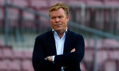 Koeman stay at Barcelona confirmed for another season