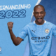 Fernandinho extended Manchester City contract until 2022