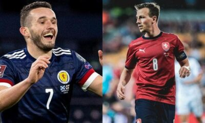 This is how Scotland will lineup against Czech Republic for Euro 2020