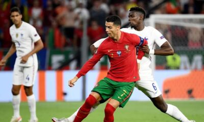 Euro 2020: Portugal and France ended in a draw qualifies to last 16