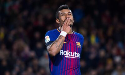 Paulinho willing to return to Barcelona following China exit