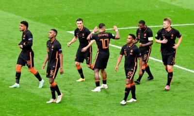 Netherlands thrashed North Macedonia with a hat-trick