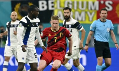 Euro 2020 match updates: Belgium reached knockout stage, Denmark won group stage