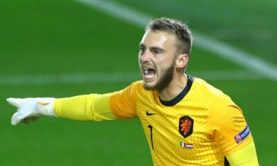 Cillessen tested Covid-19 positive ahead of Euro