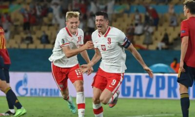 Poland played draw with Spain keeping Euro 2020 hopes alive