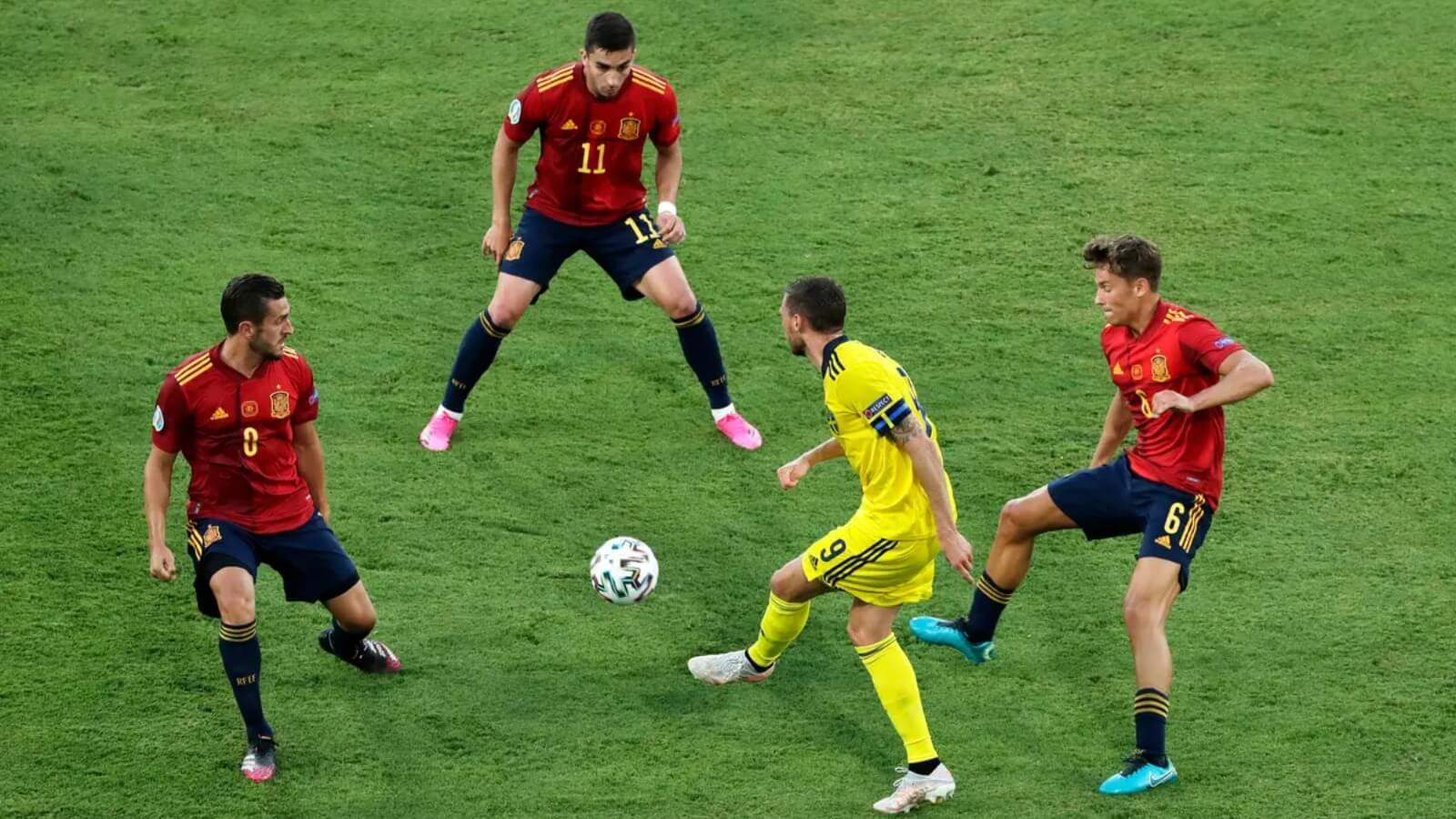 Euro 2020: Spain and Sweden played a goalless draw
