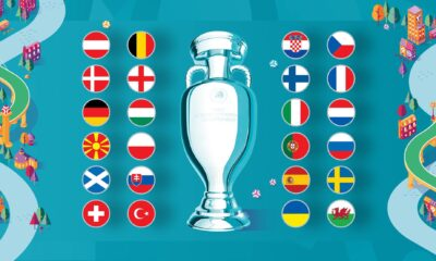These 24 teams will compete for Euro 2020