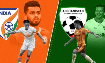 India set to face Afghanistan in FIFA World Cup qualifiers