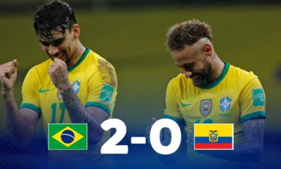 World Cup qualifiers match updates: Brazil won in 35 years, Argentina draws with Colombia