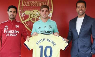 Arsenal secured the signature of Smith Rowe